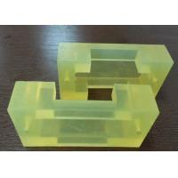 Cheap Abrasion Resistance Industrial Polyurethane Coating Parts Bushing Replacement / Polyurethane Parts for sale