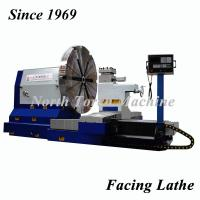 China Big Head Facing In Lathe Machine For Shipyard Propeller High Performance on sale