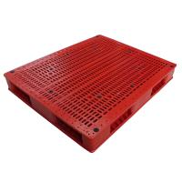 Cheap Food Grade Virgin Hygienic Stackable Plastic Pallet for sale