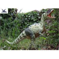 Cheap Moving Realistic Dinosaur Statues Model For Dinosaur World Museum Display for sale