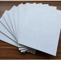 China Pollution - Free PVC Expansion Sheet , Corrosion - Resistant PVC Foam Core Board on sale