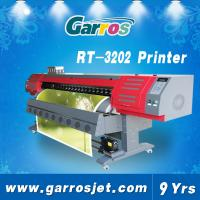 Cheap 3.2m 8colors printer machine price for flex banner for sale