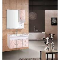 Cheap Bathroom Cabinet / PVC Bathroom Cabinet (W-172) for sale