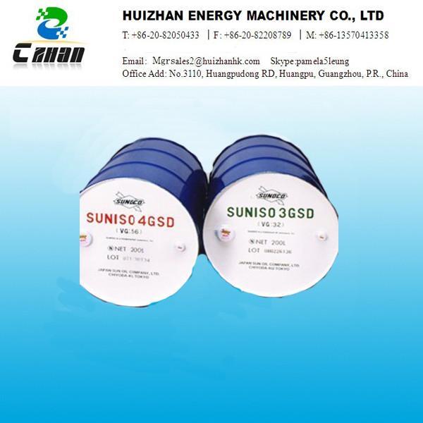 Quality SUNISO Refrigerant OIL / refrigeration compressor oil SL-22S SL-32S SL-68S wholesale