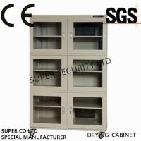 Cheap Electronic Nitrogen Dry Box With Rustproof Paint with 3.2mm Toughened Glass for sale