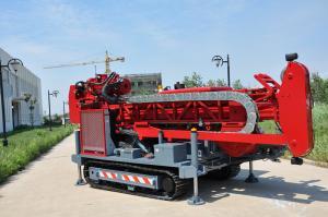Cheap 6.7L 178kW (240HP) Cummins Diesel Engine Full Hydraulic Core Drilling Machine 2050m for sale