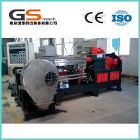 Cheap Plastic Film Extruder MachineFor PE Cross Linking Cable Material , PVC Extruder Machine for sale