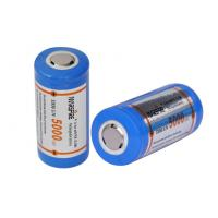 Buy cheap High capacity 5000mAh lithium ion rechargeable battery for Flashlights from wholesalers
