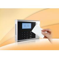 China Built-in USB Ports TCP/IP Electronic Punching Cards Time Recorder attendance clocking system on sale