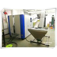 Buy cheap 380v Square Pet Blowing Machine , Cosmetics Bottle Plastic Blow Moulding Machine from wholesalers