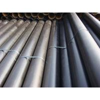 Cheap Q345 / 235 Mild Straight ERW API 5L Steel Pipe for X52 Petroleum Pipeline Pipe for sale