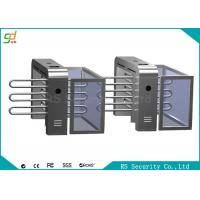 Automated Full Height Turnstiles Gates With Security Alarm And Card Reader RS485