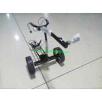 China Patent protect electric golf trolley colorful golf trolley of lithium battery golf electric trolley on sale
