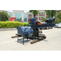 Cheap Jet-grouting drilling Crawler drilling rig Double winch for sale