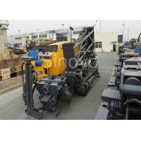Cheap Self-Loading Horizontal Directional Drilling With Drilling Length 93.6m / Walking Speed 2.0 km/h for sale