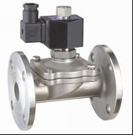 China Zero Pressure Normally Open Air Solenoid Valve DN15 ~ 50mm Customized on sale