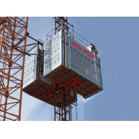 Cheap Builders Construction Hoist Elevator , Industrial Elevators And Lifts for sale