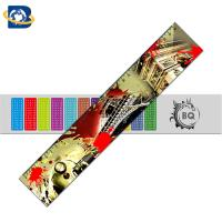 Cheap Custom 3d lenticular Ruler Straight Rulers Promotional Gift Stationery for sale