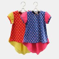 China free sample 2014 fashion design children's clothing girls t-shirt custom clothing manufacturers wholesale on sale