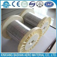 Cheap xinxiang bashan Ultra Fine 304 316 Stainless Steel Wire 0.0007874 for sale