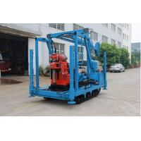 Cheap Large Power Spindle Speed Diamond Drill Rig 22kw 1470rmp Drilling Depth Up To 600 Meters for sale