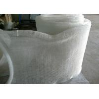 Cheap Vapor Liquid Filtration PVC Wire Mesh Demister Pad Temperature Resistance for sale