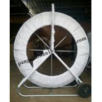Cheap quotation Duct rod, duct rodder,best quality HPDE reel rodder for sale