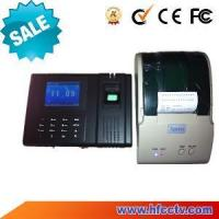 Cheap Fingerprint Time Attendance with External Thermal Printer (HF-H6) for sale