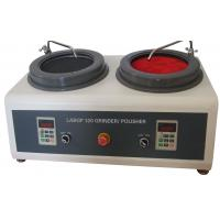 Cheap Double Motors / Working Disks Metallographic Equipment LABGP 320 Grinder / Polisher for sale