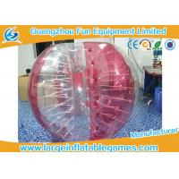 1.8m Beautiful Inflatable Bubble Ball Outdoor Inflatable Loopy Ball Soccer