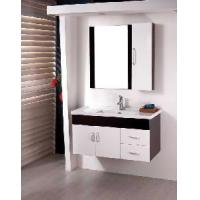 Cheap Bathroom Cabinet / PVC Bathroom Cabinet (W-136) for sale