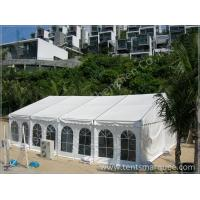 Cheap Creening Activities Holding in the UV Resistant White Fabric Roof Event Tent wholesale