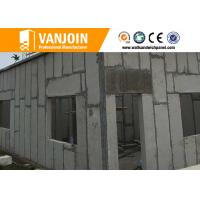 Cheap 7 Days Finished Prefabricated Modular Homes EPS cement sandwich wall for sale