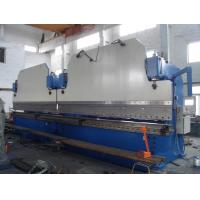 Two CNC Cnc Hydraulic Press Brake  320 Ton 7 M For Bending 14 Meters Workpiece