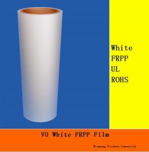 Cheap Flame -retardant PP film for sale