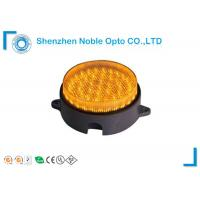 Buy cheap 100mm Solar Traffic Light Module 39 Leds Power Consumption Less Than 3W Ip65 from Wholesalers