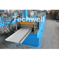 Cheap PLC Control Cold Roll Forming Machine For Different Size Garage Door Panel for sale