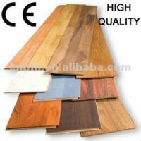 Cheap HDF Laminate Flooring, High Quality Laminated Wooden Flooring for sale