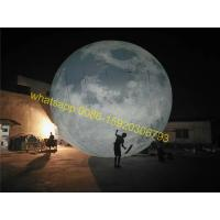 Quality inflatable moon for mid autumn festival wholesale