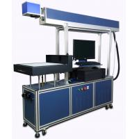 China N600 600*600mm CO2 glass tube laser marking machine for Jeans Wood Non metal materials on sale
