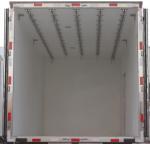 Cheap -15 °C Refrigerator Box Truck 290 hp Euro II SINOTRUK HOWO Series for sale