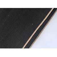 Buy cheap 16 oz Denim Jeans Black Selvedge Jeans Mens Fabric Online W93738 from wholesalers