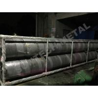 Cheap Explosive Welding Nickle Alloy Bimetallic Clad Pipe For Chemical Process Equipment for sale
