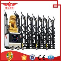 Buy cheap Aluminum Alloy Retractable Open Style Modern Electric Folding Gate -L1425 from wholesalers