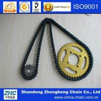 Cheap Saichao Motorcycle Chain and Sprocket Kit for sale