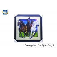 Cheap 30 X 40 Cm / 40 X 40 Cm 5D  Pictures For Commercial Activities / Lenticular Image Printing for sale