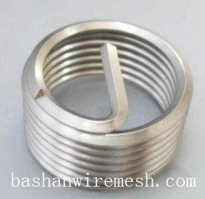 Cheap xinxiang bashan High Strength Standard Tolearance Thread Inserts for sale