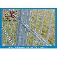 Cheap High Tensile Galvanized 868 Wire Mesh Fence For Garden Dark Green Color for sale