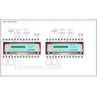 Cheap 200mm Red Green horizontal traffic light system for Public Parking Lots for sale