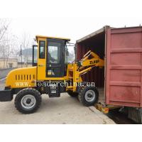 China 0.8T wheel loader ZL08F with optional accessories on sale